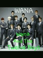 Wana And The Twelve Boys